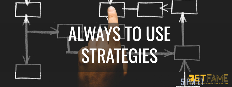 ALWAYS TO USE STRATEGIES blog post image