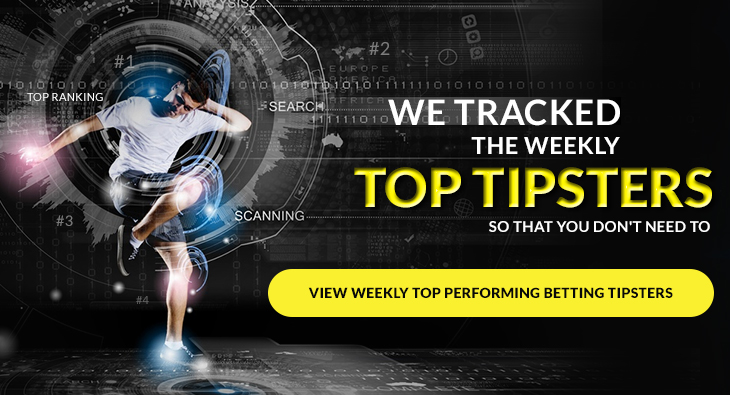 Weekly Top Ranking Tipsters 3