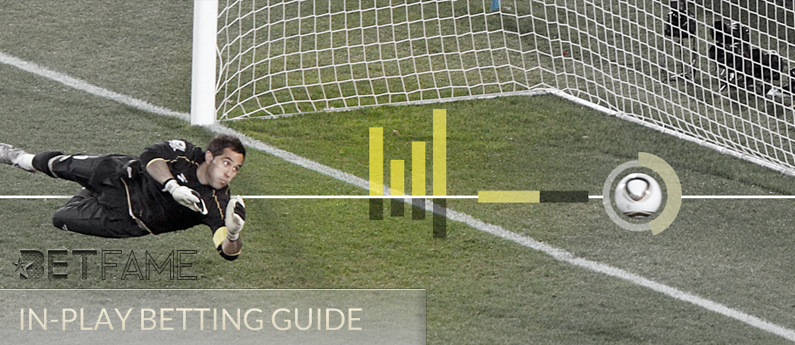 Betfame Blog | In-Play Betting Guide
