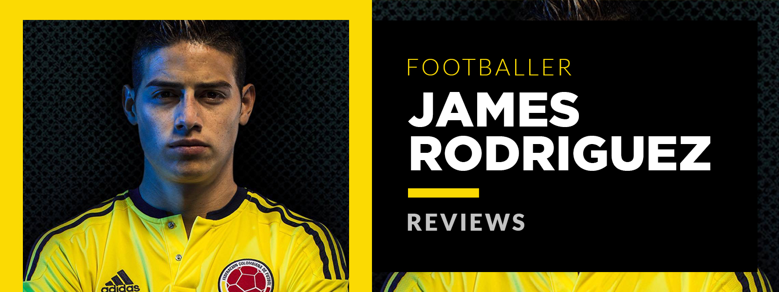 Colombian Footballer James Rodriguez Reviews