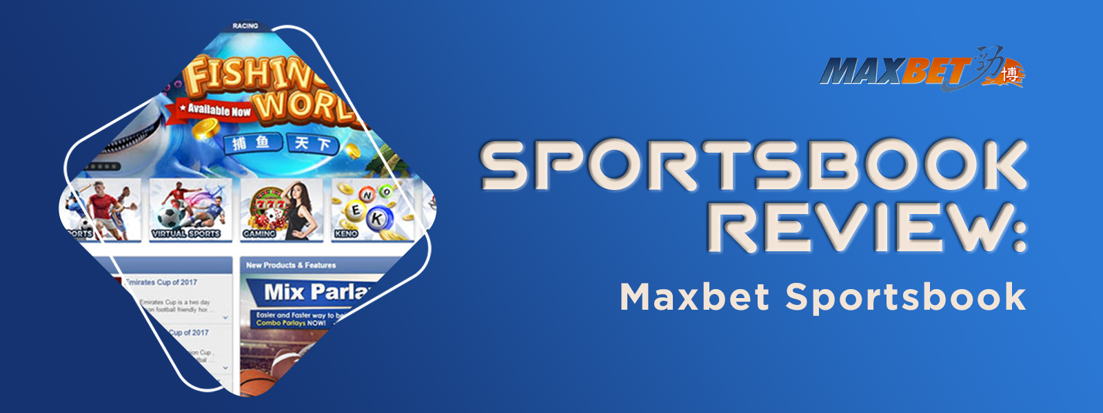 Sportsbook Review: Maxbet Sportsbook