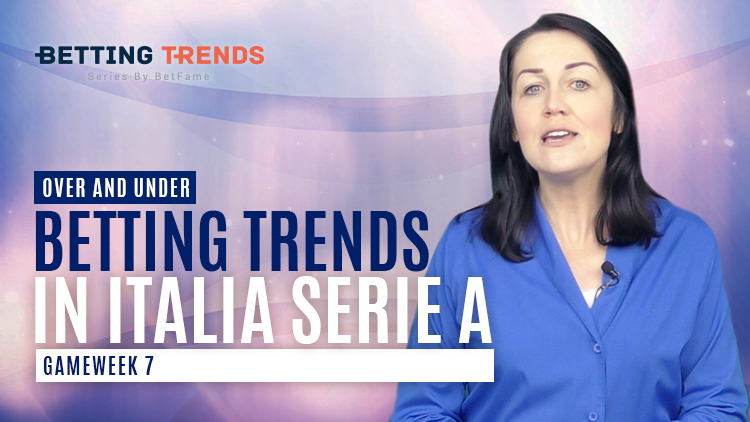 Betting Trends | Over and Under Betting Trends In Italia Serie A