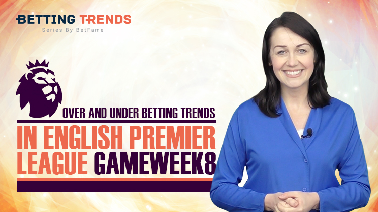 Betting Trends | Over & Under Betting Trends In English Premier League