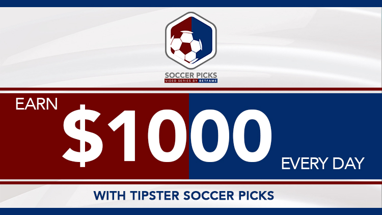 Soccer Picks | Earn $1000 Every Day With Tipster Soccer Picks