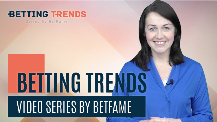 Introducing A New Video Series - Betting Trends By BetFame