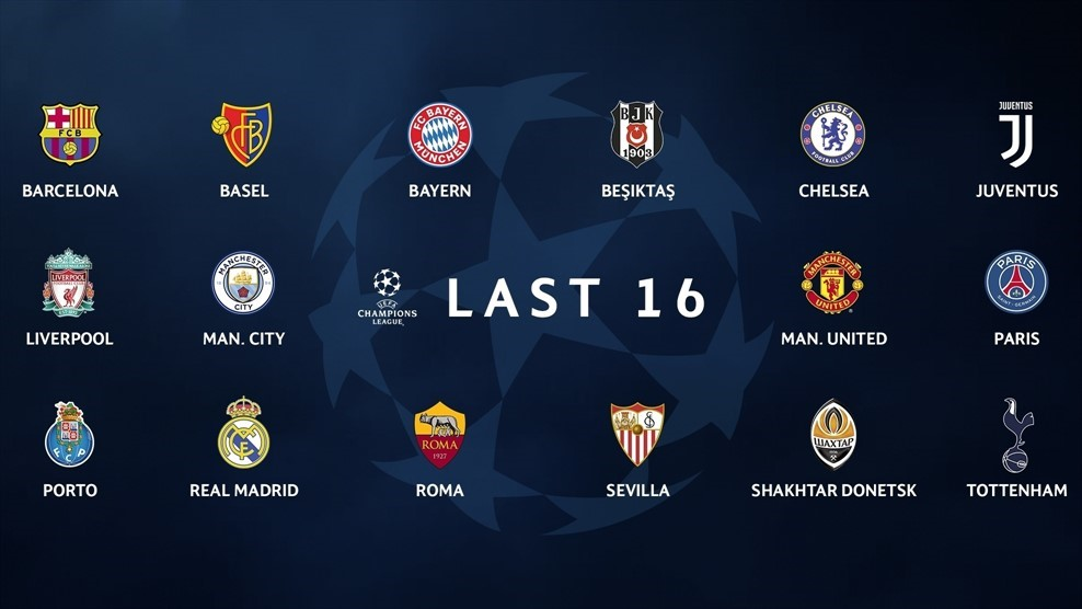 The Champions League: Round Of 16 Analysis