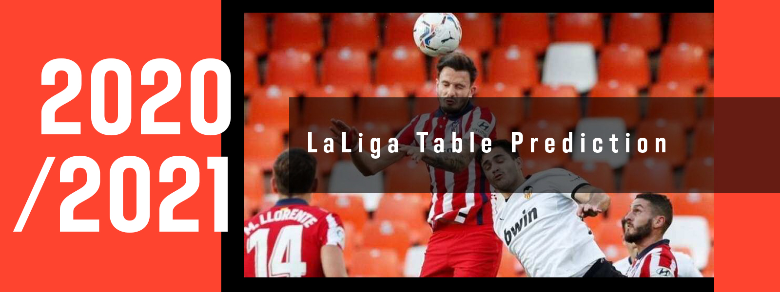 2020/2021 Spanish La Liga Table Prediction