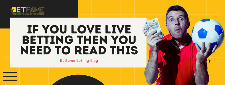 If You Love Live Betting Then You Need to Read This