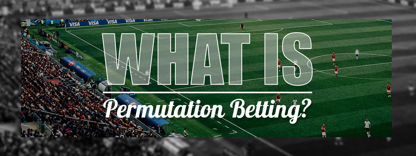 Learn What Is Permutation Betting