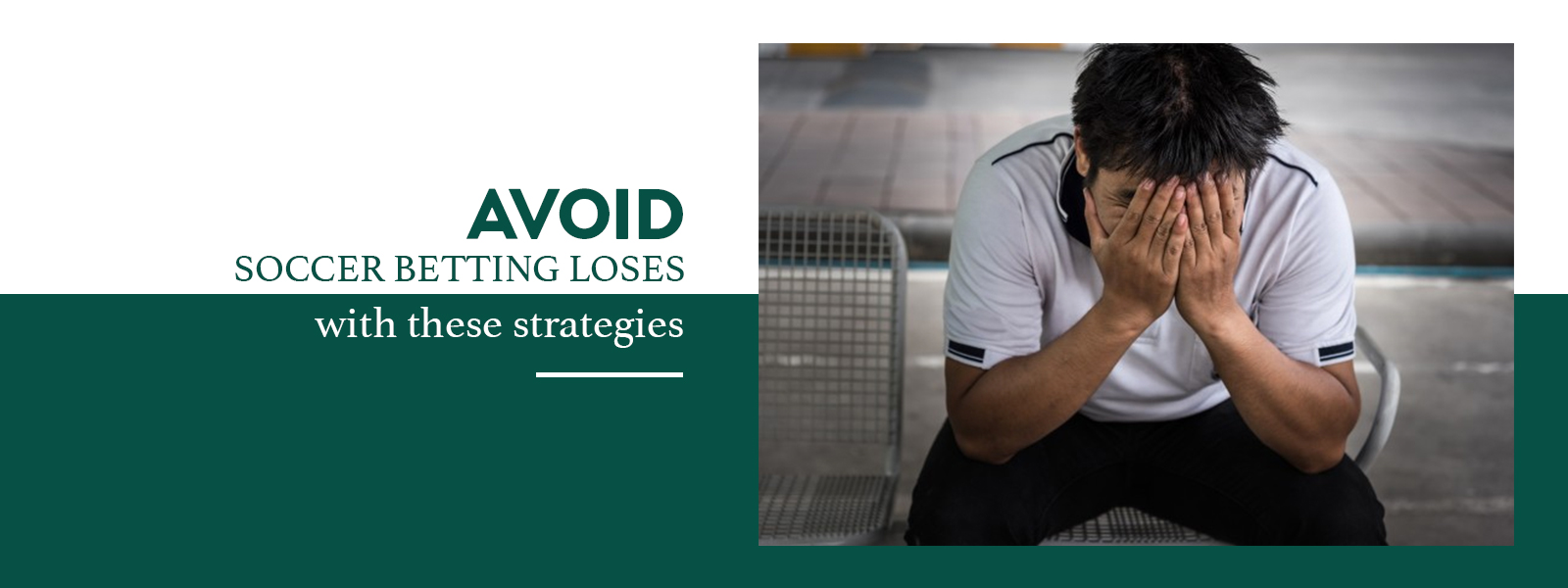 Avoid Losing In Soccer Betting With These Strategies