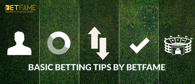 Basic Betting Tips
