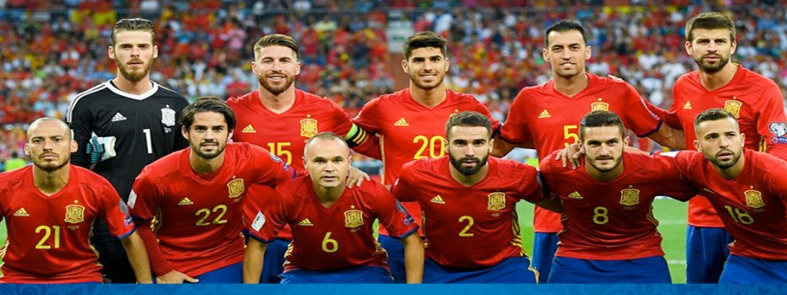 Spain World Cup Analysis