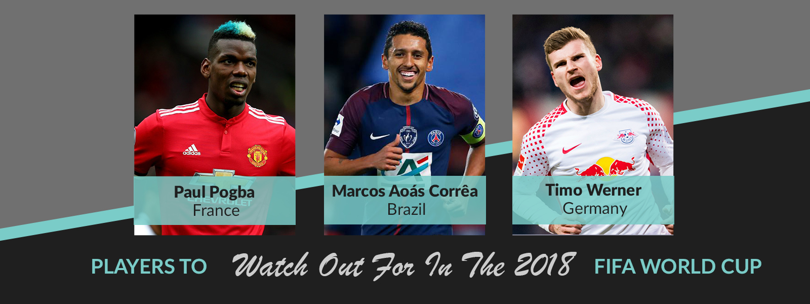 Players to Watch Out for in The 2018 FIFA World Cup