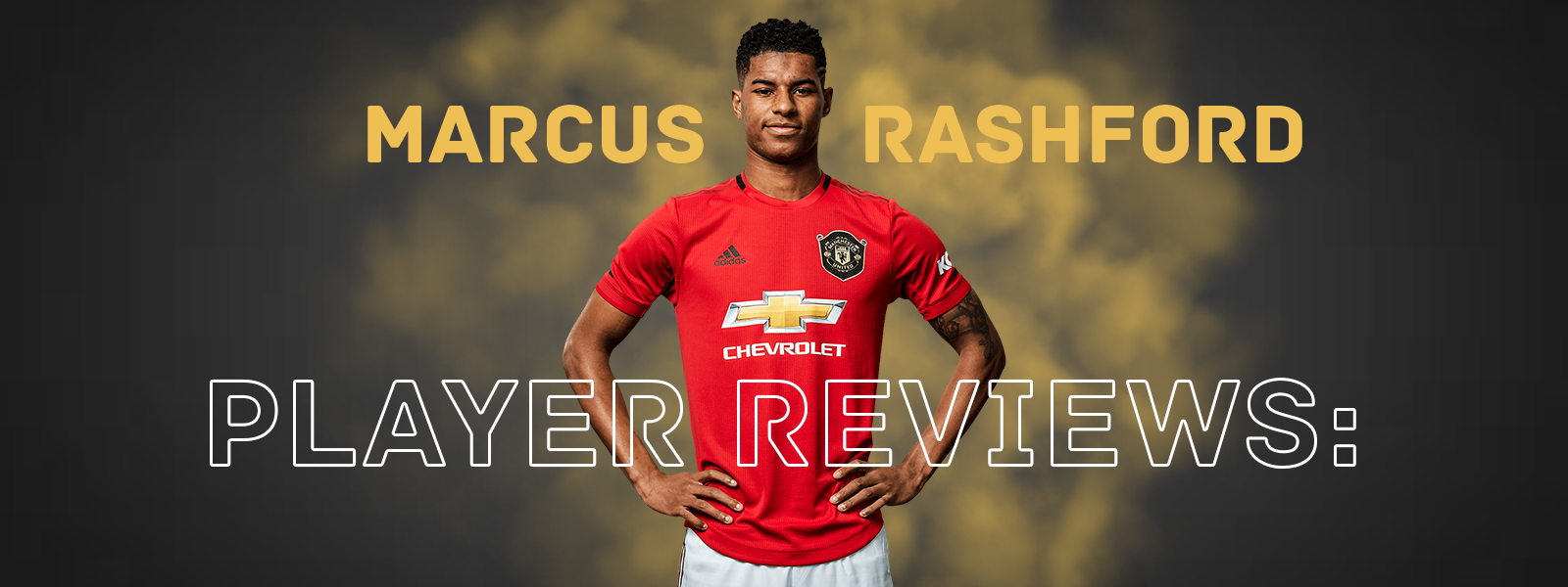 Manchester United Young Forward - Marcus Rashford