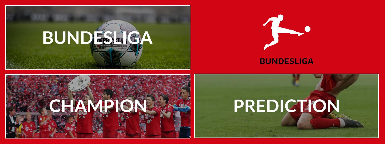 Germany Bundesliga Champion Prediction
