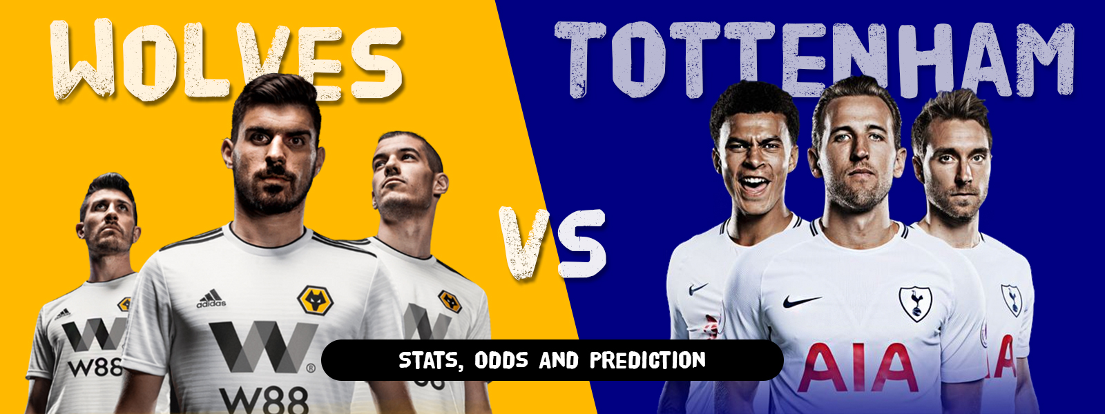 Wolves vs Tottenham: Stats, Odds And Prediction