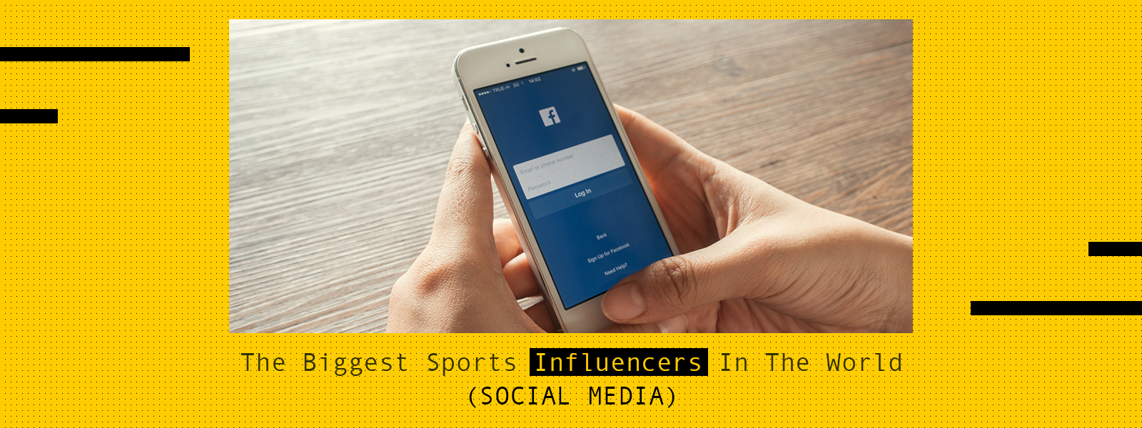 The Biggest Social Media Sports Influencers In The World