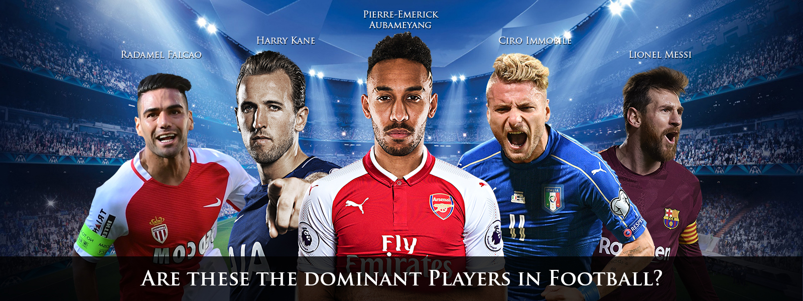 Are These The Dominant Players In Football?