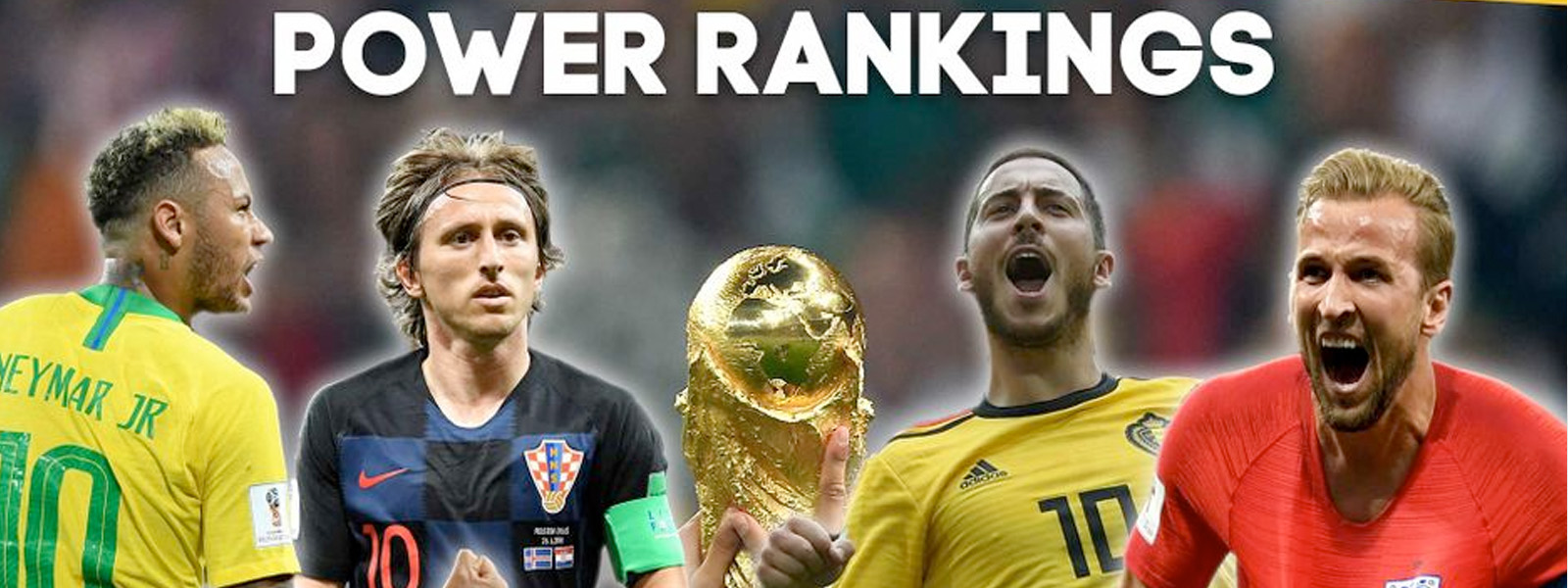 World Cup power Rankings: Who is on Top?