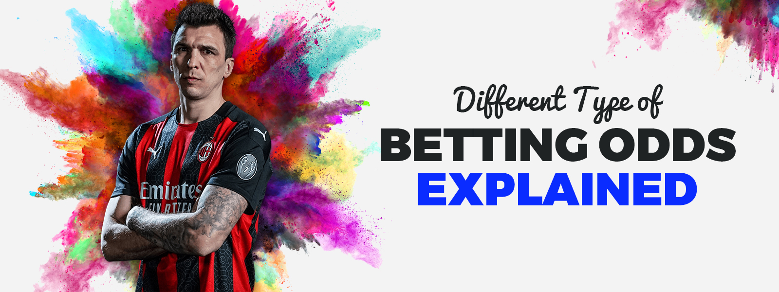 Different Type Of Betting Odds Explained